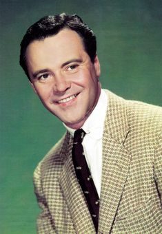 """Jack"" Lemmon (February 8, 1925 – June 27, 2001), American actor."