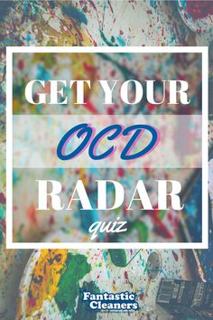 The Fantastic Cleaners team is here to give you a free eye check! If you're more interested in your ocd radar, we also know where to tell you to look!