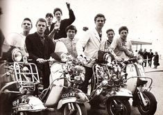 Joseff Hollywood provided jewelry and some props (like the treasure chest) for Road to Morocco starring Dorothy Lamour, Bing Crosby and Bob Hope. Mod Scooter, Scooter Girl, Lambretta Scooter, Fred Perry Polo Shirts, Youth Subcultures, Mod Girl, Bob Hope, Rude Boy, 60s Mod