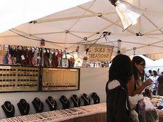 craft fair booth, craft show display, merchandising display, craft display