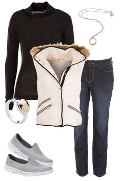 Up and Go Outfit includes Not Your Daughters Jeans, Skechers, and FOIL - Birdsnest Fashion Clothing