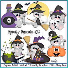 Spooky Squeaks CU