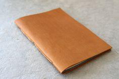 Leather Chapbook by KarleighJae