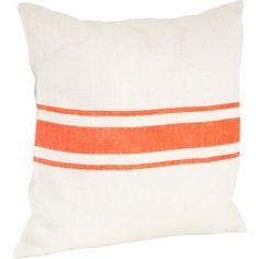 Beachcrest Home Fairfax Striped Design Throw Pillow & Reviews | Wayfair