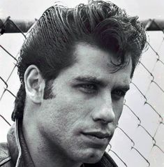 50s hairstyles for men. His signature look in the course of the 1950s was a shiny pompadour worn excessive on the entrance and combed right into a ducktail on the again.