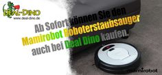 Ab Sofort können Sie den Mamirobot Roboterstaubsauger auch bei Deal Dino kaufen.  Deal Dino ist ein Online-Fachhändler für Haushaltgeräte und zum Verkaufsstart erhält man beim Kauf von Mamirobot KF Modellen auf diese Seite, kostenlose extra Zubehöre.  Bitte besuchen Sie die Seite von Deal Dino.  www.deal-dino.de.  #mamirobot #dealdino #kf #roboterstaubsauger #robotvacuumcleaner #robotaspirateur