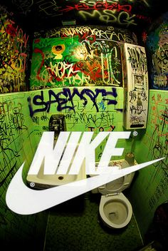 nike graffiti | Tumblr