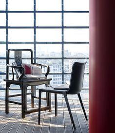 Designer Armchair HUSK In Three Versions   Indoor, Outdoor And Chair |  Armchairs, Indoor Outdoor And Patricia Urquiola