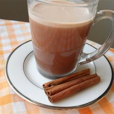 "Indian Chai Hot Chocolate | ""Wow, this was surprisingly good! It was like hot chocolate with a light spice flavor."""