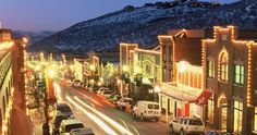 Downtown Park City is bustling - check it out during Sundance to get a celeb sighting!.