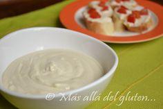 Más allá del gluten...: Queso Crema de Nuez Marañón sin Probióticos (Receta SCD, GFCFSF, Vegana, RAW)