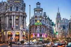 ✈ Spain and Italy Vacation with Air from go-today. Price/Person Based on Double Occupancy (Buy 1 Groupon/Person). Rustic Backdrop, Skyline, Travel Dating, Rooftop Terrace, I Want To Travel, Andalusia, Italy Vacation, Best Cities, Great View
