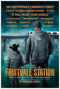 FRUITVALE STATION http://www.themoviewaffler.com/2014/06/new-release-review-fruitvale-station.html