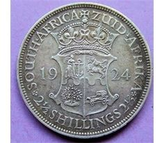 South Africa, King George V, silver Halfcrown 1924 VF Coins Worth Money, Old Egypt, Coin Worth, World Coins, Rare Coins, African History, King George, Coin Collecting, South Africa