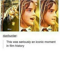 Comment if you love Hermione! - Comment if you love Hermione! Comment if you love Hermione! Comment if you love Hermione! Harry Y Ginny, Cumpleaños Harry Potter, Ginny Weasley, Harry Potter Universal, Harry Potter Wattpad, Female Harry Potter, Harry And Hermione, Hogwarts, Yer A Wizard Harry