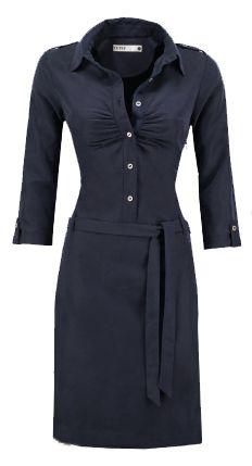 Fabuleux jurk van Le Pep. Nu bij Solvejg Webshop.