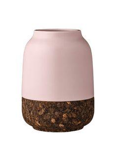 Vase Korkboden Ceramic nude