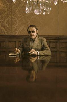 Gene Hackman in The Royal Tenenbaums
