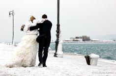 Trieste - Nozze nella Bora
