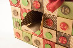 26082014 (119 von 120) Envelope Punch Board Projects, Stampin Up, Christmas Envelopes, Box, Christmas Crafts, Christmas Ideas, Diy And Crafts, Gift Wrapping, Crafty