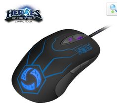 Gaming Mouse Steelseries Heroes of The Storm Sensei RAW Mouse Laser Wired USB 5670dpi Breathing LED Backlight Backlit - http://www.pcbuild.guru/products/gaming-mouse-steelseries-heroes-of-the-storm-sensei-raw-mouse-laser-wired-usb-5670dpi-breathing-led-backlight-backlit/