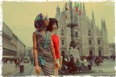 Felice Vita in Milano, Italia | Felice Vita Travelling | Backstage | KARI