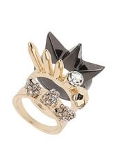 MIX SPIKE RING PACK
