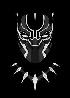 черная пантера марвел арт - Поиск в Google