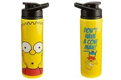 Don't Have a Cow, Man - The Simpsons Water Bottle