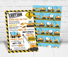 Construction Truck Birthday Party Invitation Construction Birthday Party Invitation, Construction Party Invites, Boys Birthday Party Invitations Birthday Dump Truck by ThePartyStork on Etsy Construction Birthday Invitations, Construction Birthday Parties, Kids Birthday Party Invitations, Construction Party, Personalized Invitations, Digital Invitations, Printable Invitations, Invites, Karate Birthday