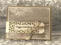 BJ's Stampin' Spot: So In Love with the Details