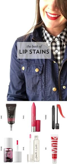 The Best of Lip Stains: 6 high-powered, beautifully pigmented lip stains to try now | Beauty Bets