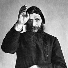 Rasputin: The Mad Monk - Short story with reading comprehension worksheets.  Based on the true story of Grigori Rasputin.