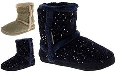 De Fonseca Womens Sobria Knitted Fleece Lined Boot Slippers - http://bigboutique.tk/product/de-fonseca-womens-sobria-knitted-fleece-lined-boot-slippers/