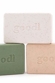 Alaffia Good Soap, $3.95