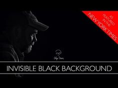 Get an Invisible Black Background to Your Portraits - Shooting Anywhere [VIDEO] - Digital Photography School