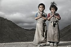 Cory Richards (Nepali Children) / For Our Sherpa Friends