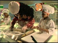 "Chuck E. Cheese ""Roll The Pizza Dough"""