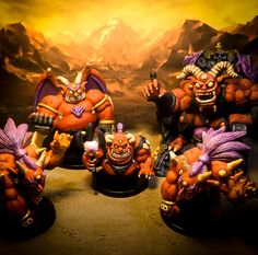 Arcadia Quest: Inferno Demons