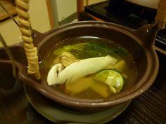"""Cena, """"Kashiwaya-Honten""""(Hotel), Bessyo-Onsen(Terme), Ueda Nagano Japan (Ottobre)"""