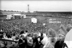 U2 de Kuip Rotterdam 10 juli 1987