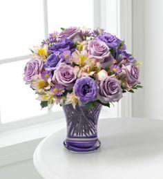 Pretty...love the purple