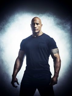 Everyone just needs a picture of Dwayne Johnson on their board