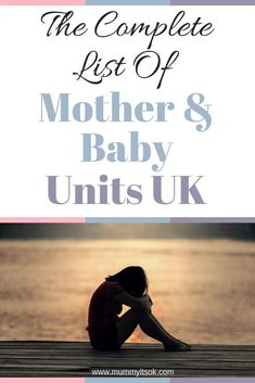 A complete list of mother and baby units in the united kingdom for mom's who need help with perinatal mental illnesses. Mental Health Law, Public Health, Mental Health Treatment, Thing 1, Postpartum Depression, Mom Advice, First Time Moms, Mother And Baby, Toddler Activities