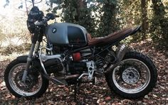 Starting with a R1150GS, the seller of this bike has turned it into a scrambler that can actually tackle some trails. He calls it a proven performer that has completed several Iron Butt rides and big bike Woods Trials. You may not like the way it looks but it's definitely a different take on the popular big enduro.