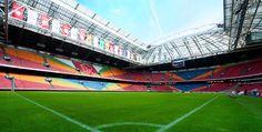 El Amsterdam Arena se ubica en la ciudad Ámsterdam