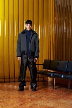 Patrik Ervell Fall 2016 Menswear Fashion Show