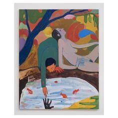 Sanya Kantarovsky #sanyakantarovsky #artlandapp #artcollector #collectandconnect