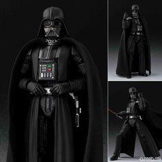 Figurine Darth Vader – Star Wars: Episode IV – A New Hope Star Wars Episode Iv, Hobby Shop, A New Hope, Videogames, Darth Vader, Stars, Tv, Character, Figurine