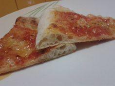 PIZZA A LUNGA LIEVITAZIONE CON LIEVITO DI BIRRA